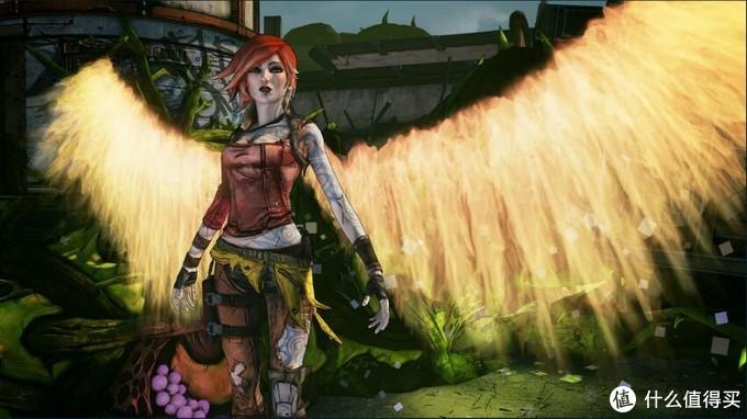 epic福利来袭 《无主之地2》Commander Lilith DLC开启免费领取活动