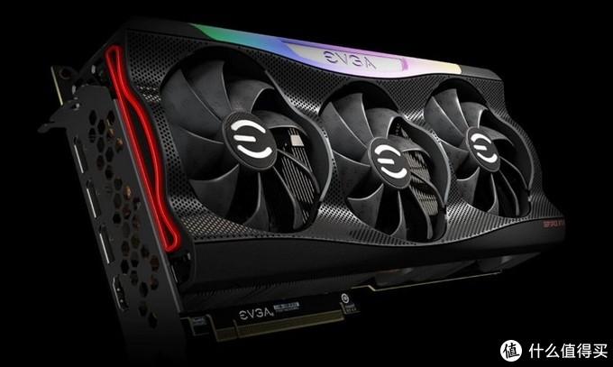 EVGA 发布 RTX 30系列显卡,五大系列齐上阵,全新设计、风水冷全都有