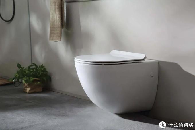 换了壁挂式马桶,不仅家里变干净了,家庭和谐+50%