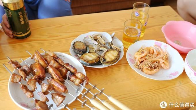 夏夜狂欢 —— 足不出户吃烧烤,啤酒、烤肉、海鲜走起