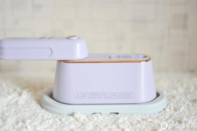 居家便携小助手:韩国大宇便携熨烫机使用体验