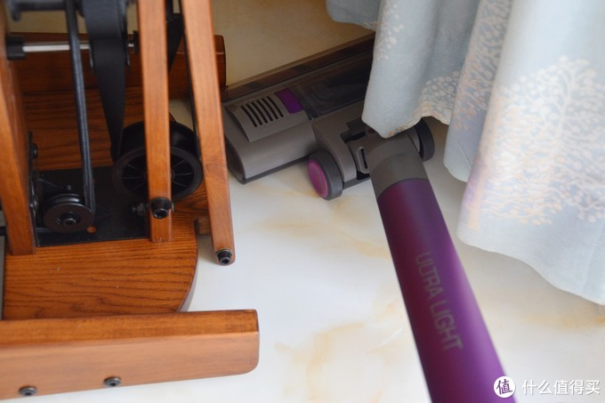没想到家务能如此轻松!莱克吉米P7无线吸尘器,轻便高效更灵活