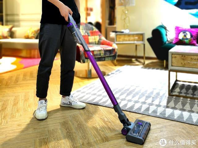 有了吉米无线吸尘器小轻杆P7,做家务变得简单多了