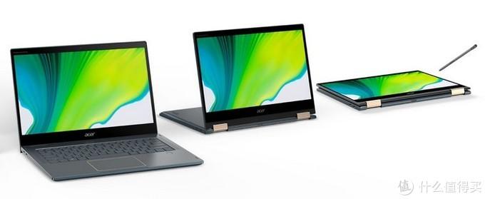 acer宏碁还发布新Spin 7高端变形本,支持5G、4096压感触摸屏、8小时续航