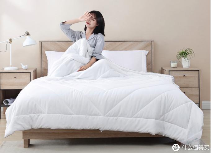 暖床只需30秒,小米有品上新绘睡30s速热防螨抗菌被