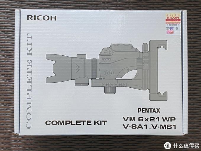 VM 6×21 WP微距套件