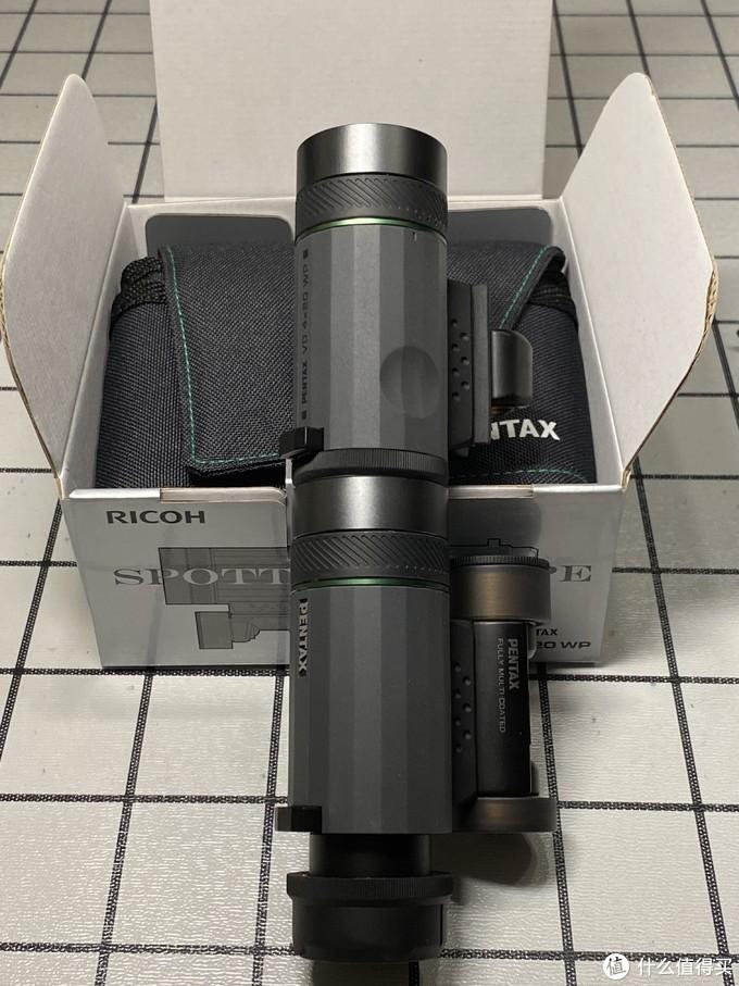 宾得VM6×21WP、VD4×20WP、UD9×21简单开箱