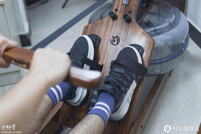 劳逸结合,全身运动不枯燥,野小兽划船机试用分享