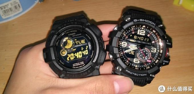左GW-9300右小泥王