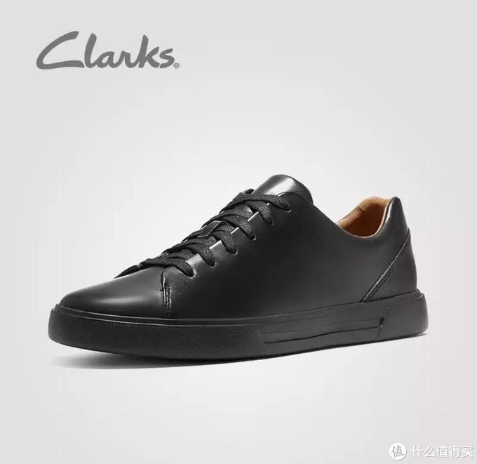 百搭小黑鞋?Clarks其乐Un Costa Lace时尚小白鞋开箱