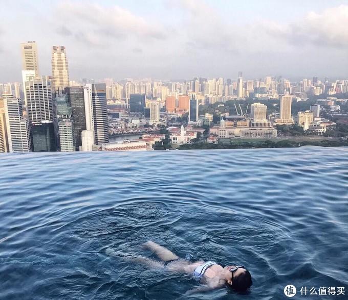 证明来过新加坡、体验高档生活的网红打卡圣地,