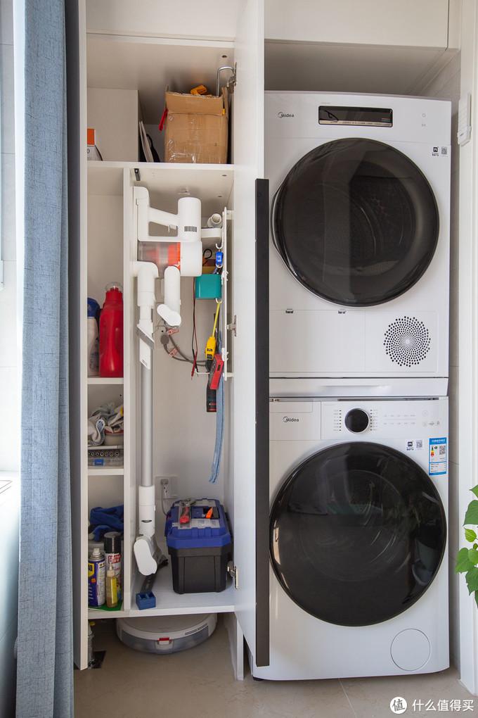 套内68㎡小三室,定制了投影29㎡全屋,让小家越住越大