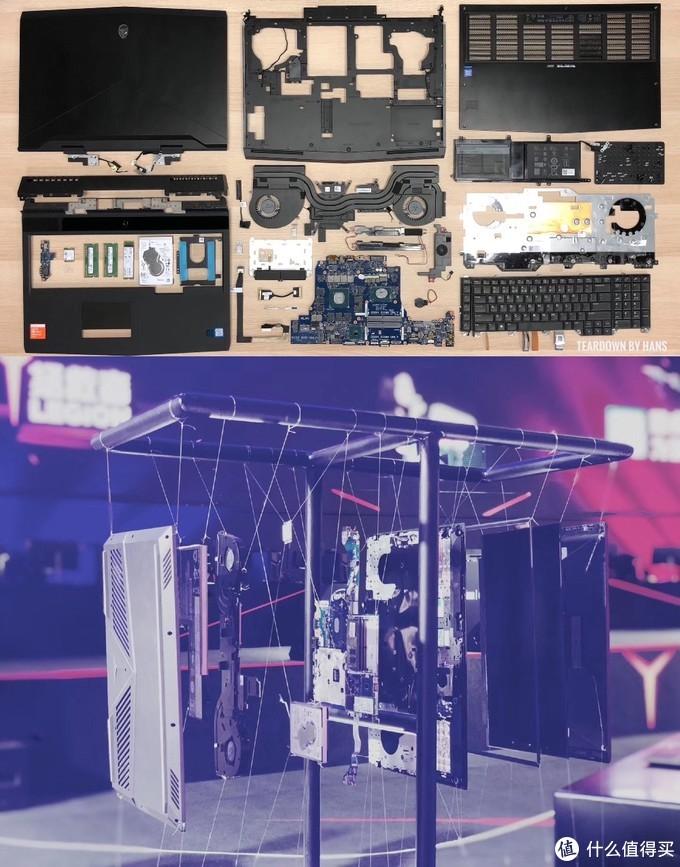 前年的一些得意作品,每次拆完都要摆一个跟iFixit一样的所有零件照片,每次都是满满的成就感
