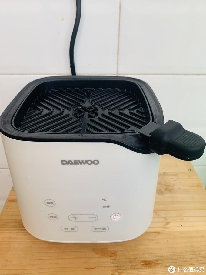 9-12 家有烤箱,这些原因让我再一个买空气炸锅!——韩国大宇空气炸锅测评