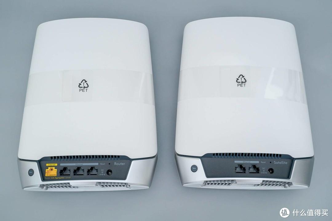 高端的WIFI6 Mesh路由器体验:美国网件 Orbi RBK752 AX8400M 评测!