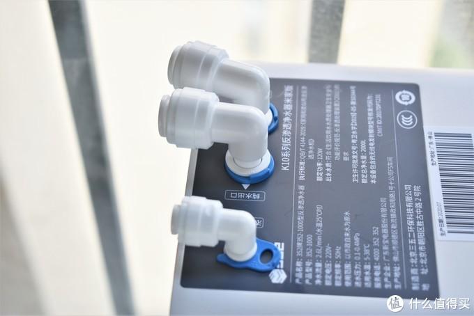 """净水器的""""终极形态"""",1000G大通量!352 K10 厨下式反渗透净水器,让秒饮成为可能"""