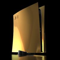 24K金PS5预购将开启,预购价7999英镑起