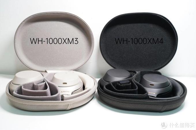 新旧款细节对比,一文看懂WH-1000XM4比M3强多少
