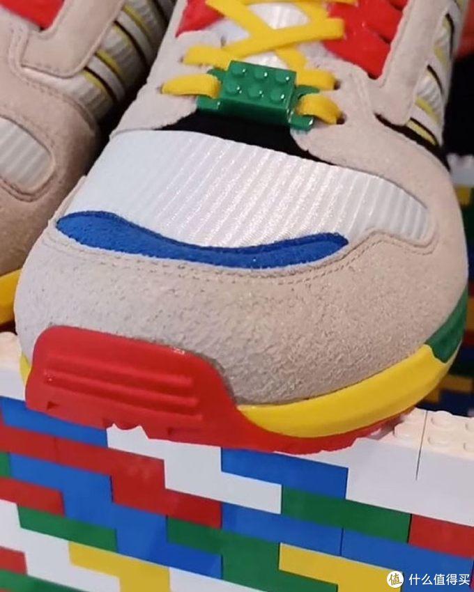 欢迎来到乐高世界:又是一场跨界合作 LEGO X adidas 联名公布