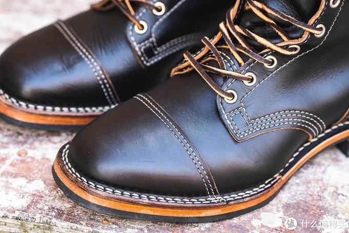 明知这工装靴不行,但我还是为情怀下单了:Wesco Hendrik