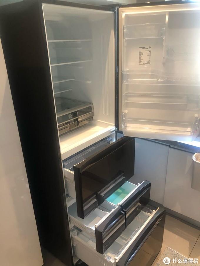 冰箱选购:从美的416/515进化到神级603,最终东芝495/533