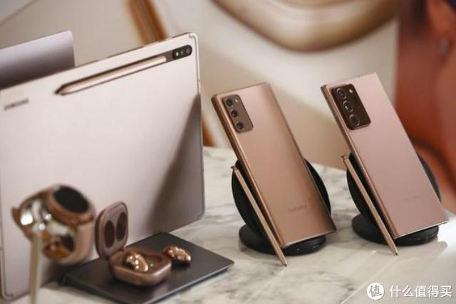 颜值与实力兼具,三星Galaxy Note20系列值得入手