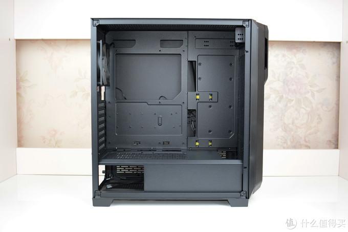 ARGB风扇已成标配,安钛克 DP502 FLUX机箱 装机体验