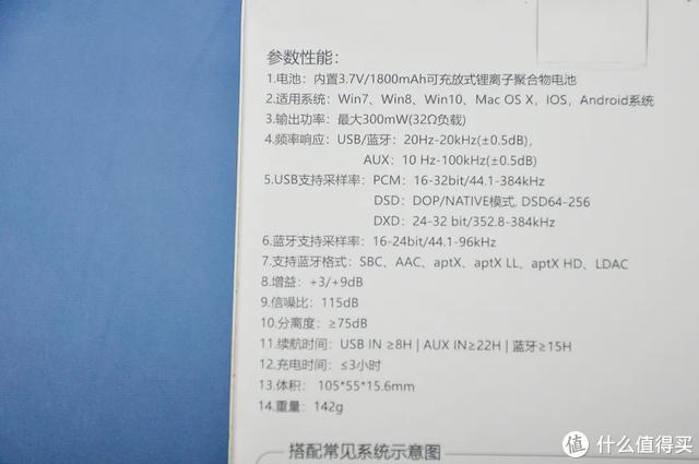 "300mW高颜值[蓝牙""真""耳放]乂度XP-2Pro开箱简评"