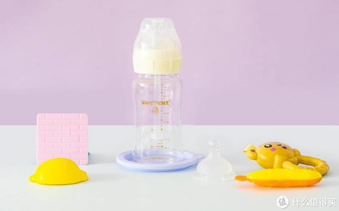 养娃神器驾到,舒婴玻璃奶瓶体验分享