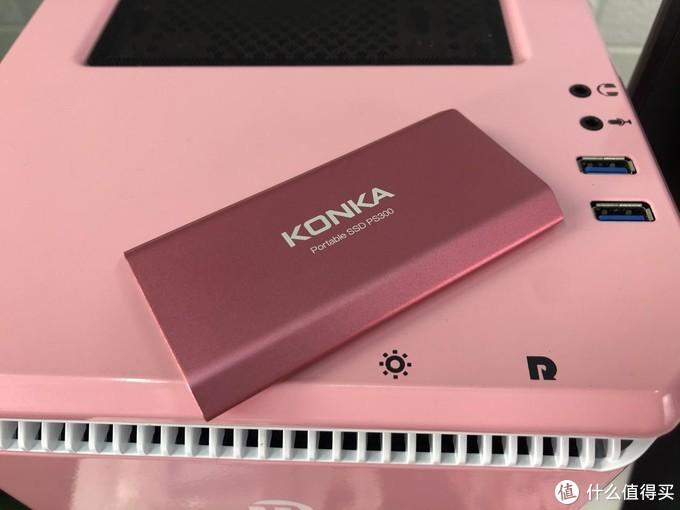 提升工作效率的神器,康佳PS300移动硬盘开箱评测