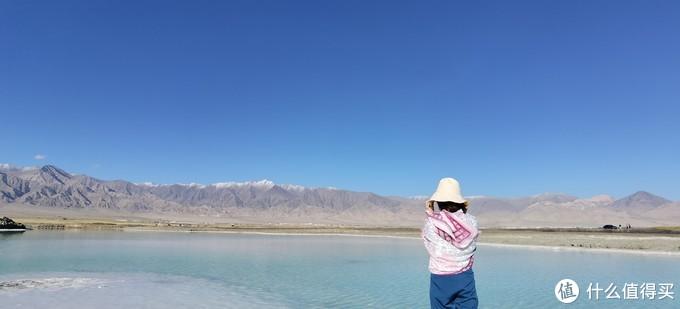 大柴旦翡翠湖