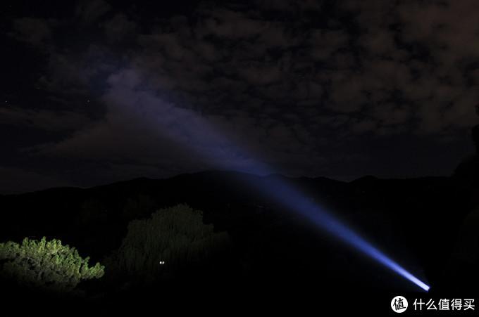 掌心探照灯:雷明FW21 X9L