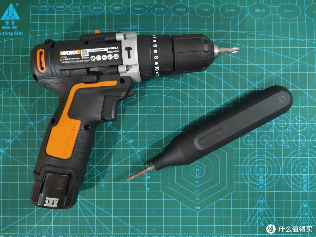 家居 DIY 好帮手,威克士 WX129 充电式冲击钻上手玩