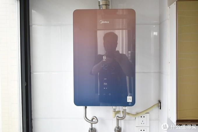 秒出热水的燃气热水器了解下:美的零冷水燃气热水器 TX7使用评测