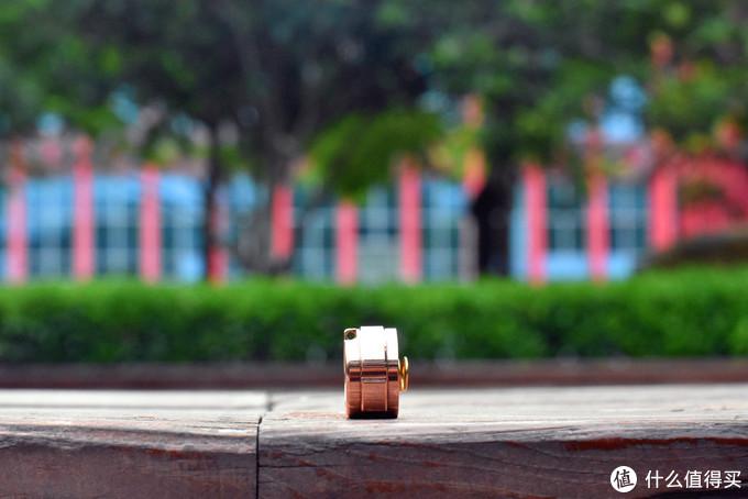 雷明兔GT Micro 红铜版--把玩中磨砺心志的一种享受