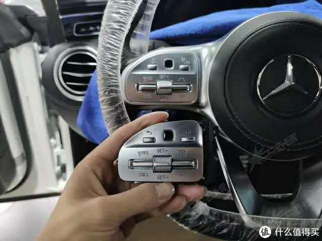 提供行车安全 奔驰S coupe改装升级23P驾驶辅助系统分享