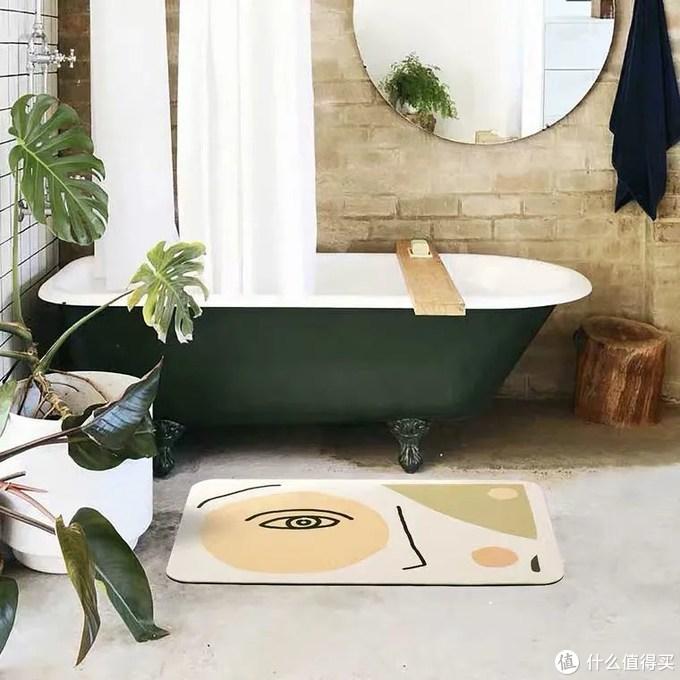 高颜值地垫合集,让你的家更吸睛!