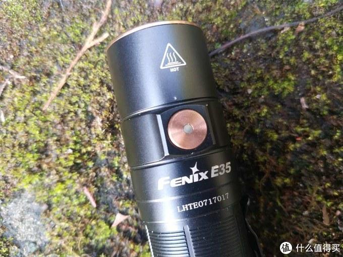 暴力EDC筒--fenix E35V3.0手电体验