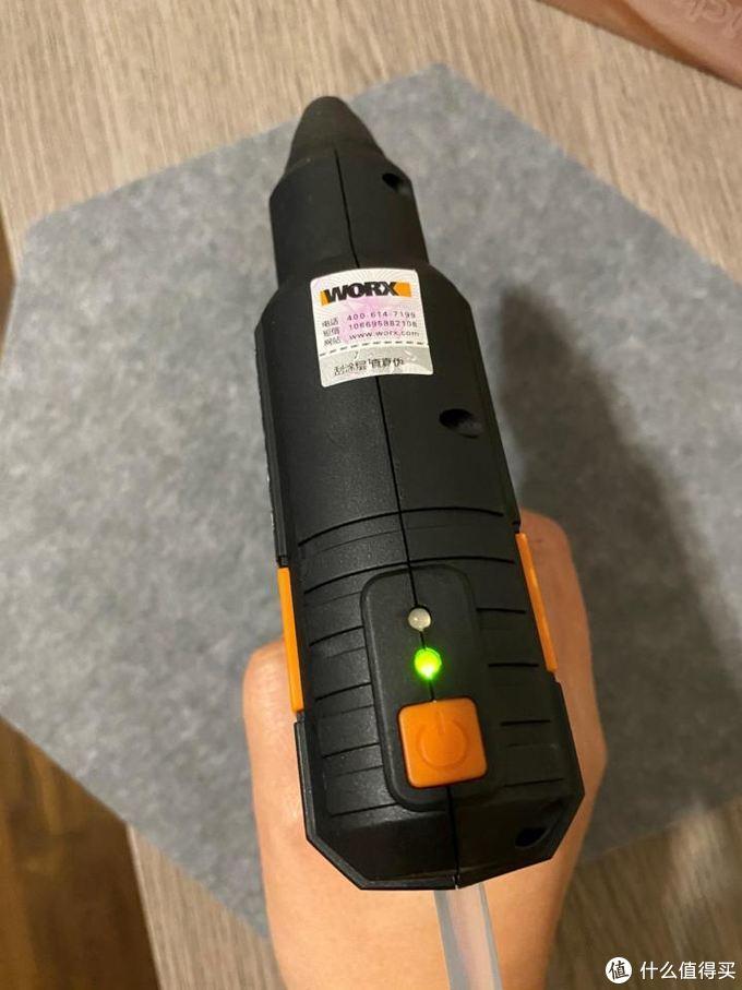 工具党闭眼入:威克士无线热熔胶枪测评