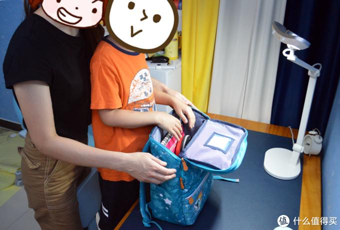 神兽开学,该给孩子书包减减负啦——挪威轻一代护脊儿童书包 GMT for Kids 评测