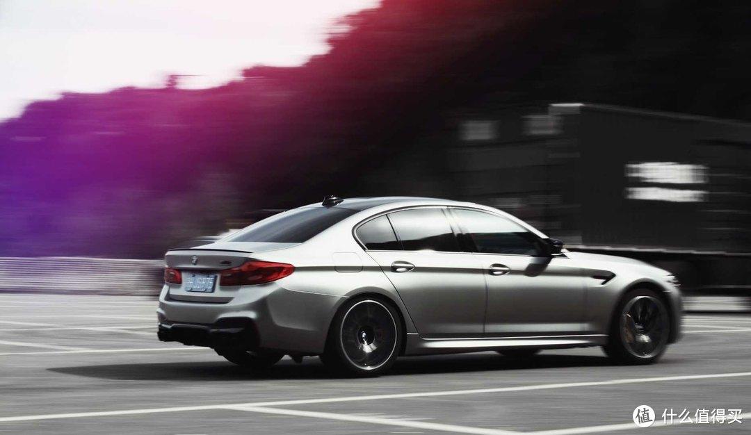 暴躁的宝藏 BMW M5 雷霆版