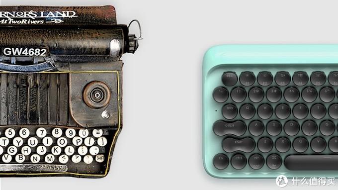 打字机&DOT圆点键盘
