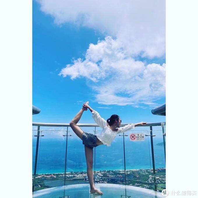 三亚的碧海蓝天