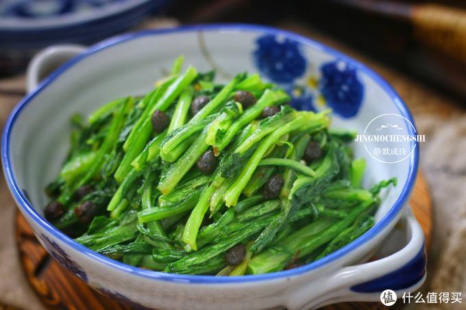 油麦菜绝对好吃的做法,越嚼越香,怎么吃都不胖