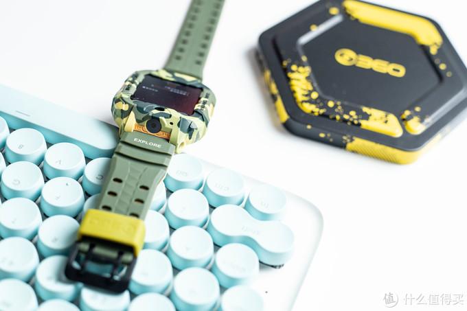 精准定位,全面守护,陪伴成长,360儿童手表S2使用体验