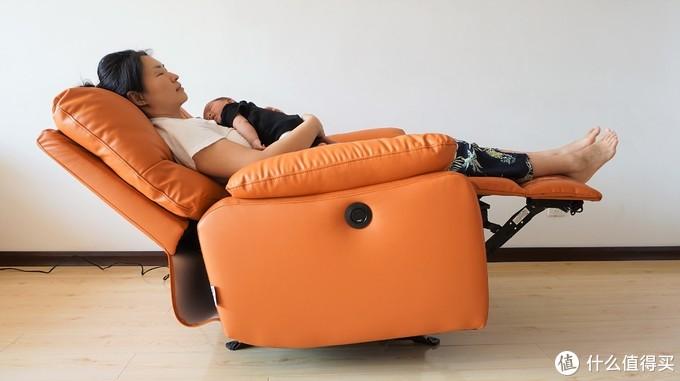 体感舒适,功能丰富,以小博大的芝华仕D-9780M单人位沙发了解一下