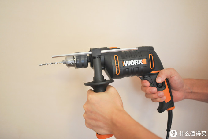 动手党的好选择:威克士WX317.1家用电钻使用体验