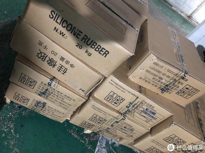 硅胶产品的种类及选购