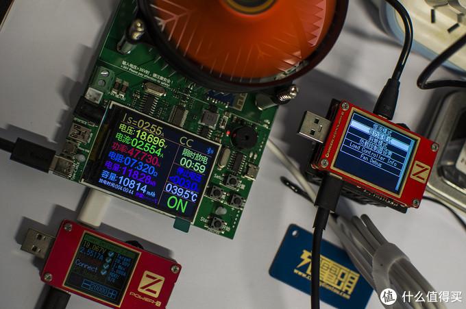 数码新玩具:ChargeLAB Power-Z KT002专用电子负载