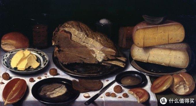Florisvan Schooten,《早餐》,收藏于荷兰Kröller-Müller博物馆